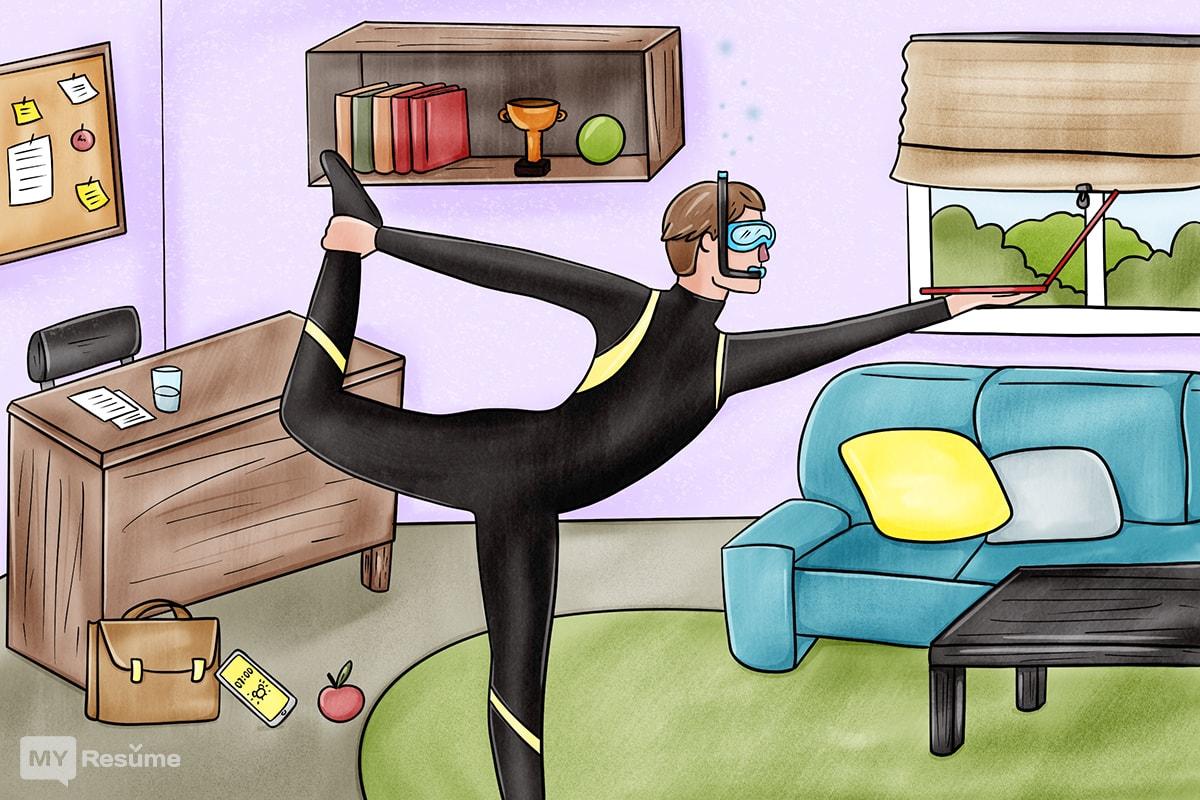 хобби и увлечения в резюме: спорт и навыки примеры заполнения