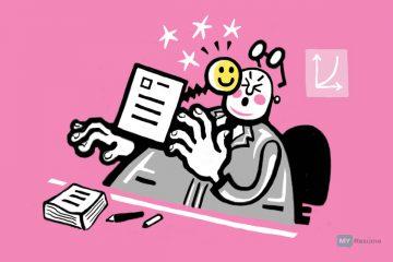 Как составить креативное резюме